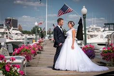 Detroit Yacht Club Wedding | Styled Shoot