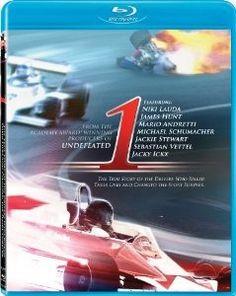 1 The Movie (Formula One) [Blu-ray] (2014)
