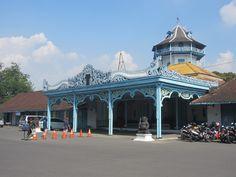 The great heritage of Java, Keraton Kasunanan Surakarta