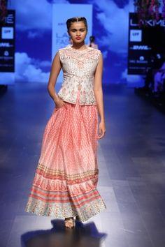 Anita Dongre Lakme Fashion Week Summer/Resort 2016