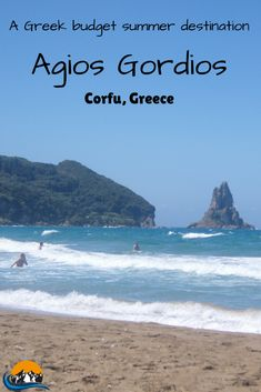 Agios Gordios is the perfect summer destination for those wanting to do Corfu on a budget - Corfu, Greece