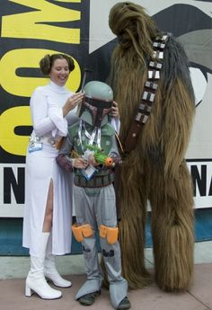 Comic-Con International's Craziest Costumes Pictures - Star Wars Clan | Rolling Stone