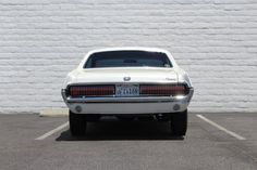 1968 Mercury Cougar XR7 for sale #1843738   Hemmings Motor News