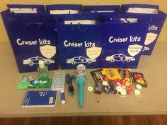 Cruiser kits national police week gifts