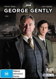 """""""Inspector George Gently"""" Hands down one of the best made for TV detective shows ever. BBC baby. BBC."""
