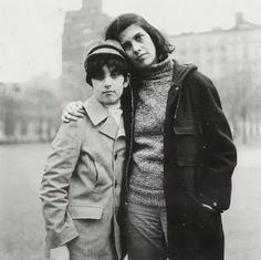 Writer Susan Sontag with her Son, Davie, N., 1965 by Diane Arbus. Susan Sontag, Diane Arbus, Lee Friedlander, Berenice Abbott, Circus Performers, Photo Portrait, Black White, Transgender People, Venice Biennale