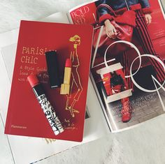 top tips for taking beauty flatlays - new blog