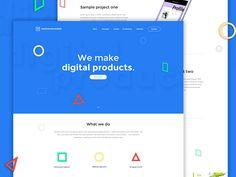 Innovation Punks - Digital Agency Website designed by Michał Durys. My Works, Innovation, Punk, Website, Digital, Projects, Log Projects, Punk Rock