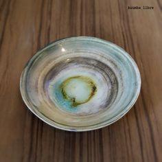 handmade ceramic plate