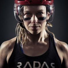Kamikaze Kitten of the London Rollergirls, and her Vimeo acct. Great jammer/blocker tips and tricks for roller derby.