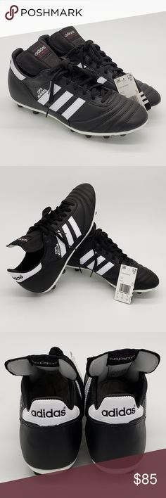 22ce315a2cb Adidas Copa Mundial Soccer Cleats Sz 10.5 Mens New! Adidas Copa Mundial  Soccer Cleats Sz