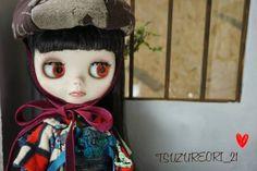 * Custom Blythe * dollhouse *  Buy her here:   #blythe #blythedolls #kawaii #cute #rinkya #japan #collectibles #neoblythe #customblythe