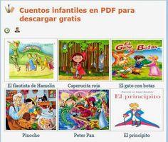 Cuentos infantiles en PDF para descargar gratis | EDUCACION INFANTIL.