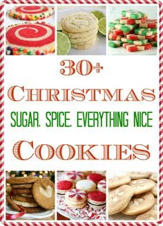 Day Three of the Ultimate Christmas Cookie Exchange. But trust me. This ain't your mama's sugar cookie round-up! I've pulled together cookies inspired by the scents and spices of the season. Happy baking 🙂 And to keep you busy with cookies all holiday long, visit these other mouth-watering round-ups: Ultimate Christmas Holiday Cookie Round-Up with LINKY PARTY COOKIE EXCHANGE! Monday: Winter Cool Peppermint...Read More »