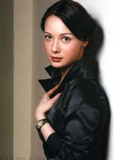 A wonderful Russian actress ! Her fund for helping children is known in all Russia.