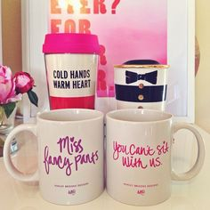"Love the Kate Spade tumbler! OfficeCandy.com use code ""10103"" for 10% off your purchase!"