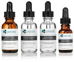 Phloretin Serum + Resurfacing serum + Hydra B5 Gel + Firming Eye Gel Advanced Formula +. Prevent / Resurface / Hydrate / Firm Eyes - 4 combo pack - 1 fl oz / 30 ml each. by Cosmetic Skin Solutions LLC. $116.95. Phloretin Serum + Resurfacing serum + Hydra B5 Gel + Firming Eye Gel Advanced Formula +. Prevent / Resurface / Hydrate / Firm Eyes - 4 combo pack - 1 fl oz / 30 ml each. Presented by Cosmetic Skin Solutions LLC. Store in cool, dry place, absent to light. For comb...