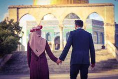 الحب يحلى في القدس