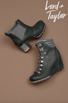 Be prepared for boot season ahead of time this year! Shop these stylish Sorel boots, but hurry, TODAY is the last day of our Buy More, Save More event, where the more you buy, the more you save!