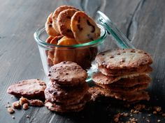 1 grunddej – 3 slags spændende småkager
