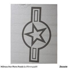 Military Star Photo Puzzle
