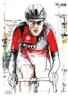 Tejay van Garderen, BMC Racing Team by Horst Brozy