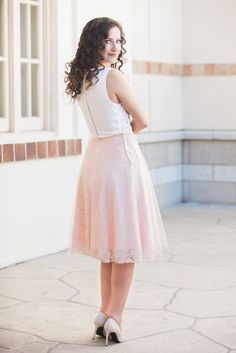 The Lacie Romantic Blush - 27