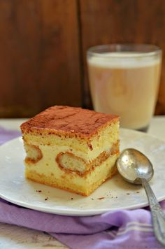 Ciasto cappucino | Kuchnia w zieleni