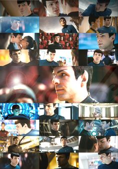 Zachary Quinto ~ The new Spock