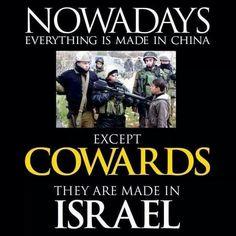 Israel, wake up.