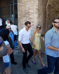Taylor and Tom in Rome, Italy! 6.27.16