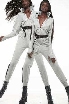 Norma Kamali Fall 2017 Ready-to-Wear Fashion Show Collection
