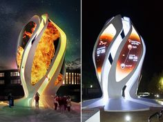 SK Planet - Korea 2013 | Schmidhuber | Exhibition Design