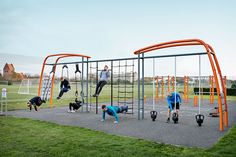 Outdoor workouts - New Outdoor Fitness is a Game Changer – Outdoor workouts Outdoor Fitness Equipment, Sports Equipment, No Equipment Workout, Outdoor Workouts, At Home Workouts, Cross Training, Yoga Fitness, Outdoor Training, Backyard Gym