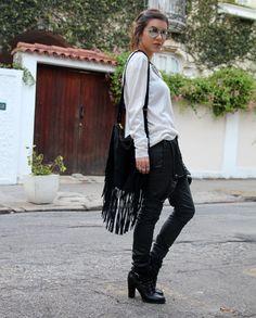 LOOK - FASHION RIO 2 - Ligada na Moda