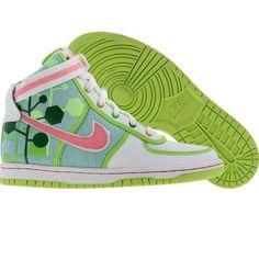 best authentic 669e9 5fb3b Nike Vandal High (white  coral chalk  citron  liquid lime) 317038-161 -  59.99