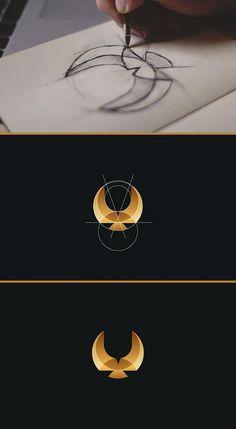 Circle Animal Logos   Tom Anders Watkins