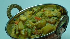 Vegetable Korma--made this for dinner tonight.  AMAZING!!
