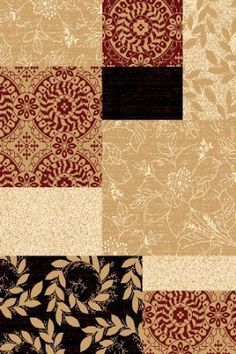 """Traditional Area Rug, Supreme Beige 5'2""""x7'2"""", http://www.amazon.com/dp/B0049J2ZLK/ref=cm_sw_r_pi_awdm_2nx9vb11Z1PKQ"""