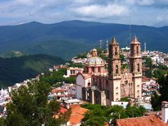Taxco, Mexico. Magical place, home of silver.
