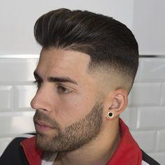 Haircut by javi_thebarber_ http://ift.tt/1Qm5TPC #menshair #menshairstyles #menshaircuts #hairstylesformen #coolhaircuts #coolhairstyles #haircuts #hairstyles #barbers
