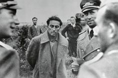During the Second World War, Yakov (Dzhugashvili) Stalin served as an artillery officer in the Red Army and was captured in the early stages of Barbarossa during the Battle of Smolensk. After realizing just exactly who their prisoner was, Yakov was throughly interrogated by high ranking German officers. After getting whatever information they could, the Germans proposed a swap to the Soviets—Yakov in exchange for Field Marshal Friedrich Paulus who had been captured at the Battle of Stalingra...