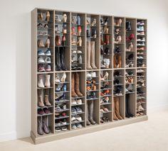 Haus Schuhschrank Great entryway shoe storage ideas just on dandj home design Vacuum Cleaners Which Shoe Storage Design, Entryway Shoe Storage, Closet Shoe Storage, Diy Shoe Rack, Shoe Racks, Diy Shoe Organizer, Boot Storage, Wardrobe Storage, Bedroom Closet Design