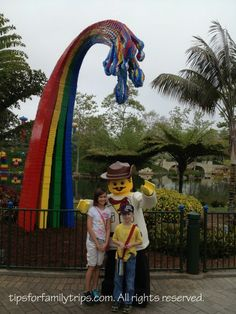 Tips for visiting LEGOLAND - Carlsbad, California