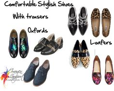 bd4ff9930f9b How to Combine Comfortable Shoes with Your Dressier Outfits