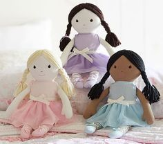 My First Dolls #pbkids