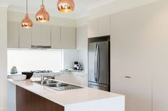 #KitchenDesign From The Hayman #homedesign From Lifestyle Designer Homes.  View More Of This