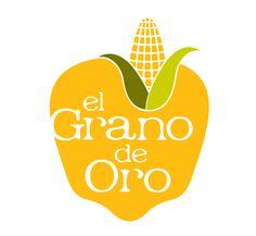 Logo El Grano de Oro. Apodaca. Nuevo León.