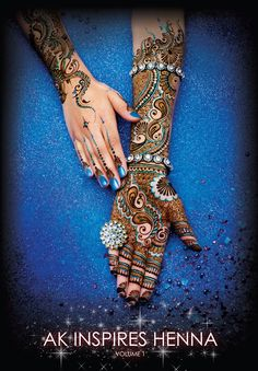 Collection of mehndi design by ash
