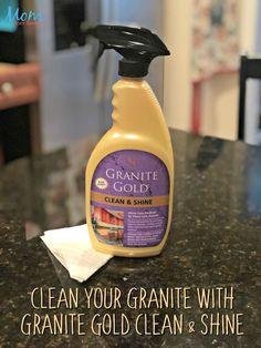 21 Best Granite Gold images   Clean granite, Granite cleaner